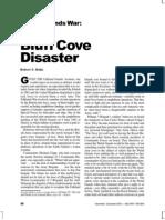 Desastre Bluff Cove - Malvinas, guerra Aérea
