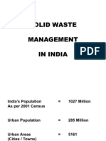 Solid Waste Mgt India