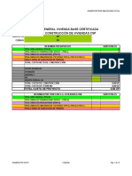 Presupuesto Ds 49 Certificacion Viviendas Fsev Csp
