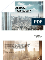 Kuoni Group Travel Industry Service