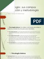 Clase 2 - Psicología Conductual