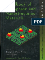 Handbook of Nanophase and Nano Structured Materials 4