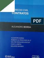 Civil Contratos Borda