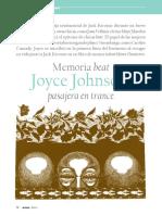 Personajes Secundarios - Joyce Johnson