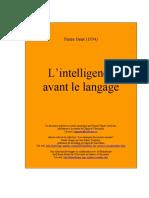 Janet Pierre. - L'intelligence avant le langage .pdf