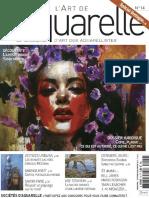 L'Art de l'Aquarelle - September-November 2012