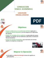 Conduccion Tecnica Economica 11 Junio 18