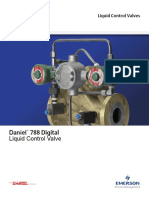 Data Sheet Daniel Model 788 Digital Control Valve en 43714