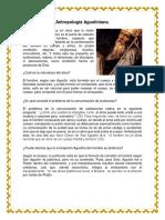 Antropología Agustiniana
