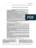 Estratigrafia e Sedimentação Da Bacia Sanfranciscana