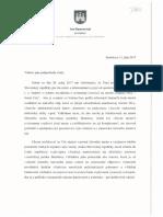 Listy medzi Ivom Nesrovnalom a Petrom Pellegrinim
