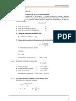 Calculo Electrico Tension 10.32 Kv de Servicio