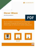 Oscar Blaze