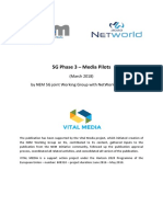 Nem Networld 5g Phase 3 Media Pilots Final March 2018