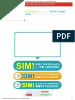 [Preço Promocional] Fórmula Do Homem Super Saudável – Preço Antigo _ Homem Super Saudável