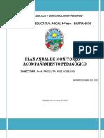 263913511 Plan de Monitoreo y Acompanamiento Pedagogico 2015