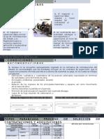 Condiciones y recomendaciones para supervisor de obra