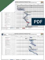 Cronograma de Supervision Estructuras 31.05.18