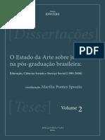 SPOSITO, Marília. O Estado da Arte sobre juventude na pós-graduação brasileira.pdf