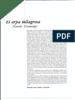 H. Gramatges - El Arpa Milagrosa