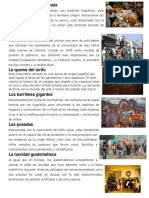 El Carnaval en Guatemala