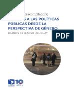 APORTES A LAS POLÍTICAS PÚBLICAS DESDE LA PERSPECTIVA DE GÉNERO