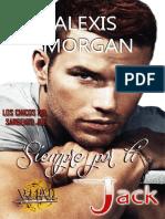 Sergeant Joe's Boys 01 - Always for You_ Jack - Alexis Morgan