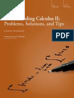 160821 Great Courses Calculus II