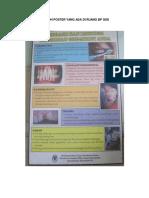 1.1.1.2 Contoh Poster Yang Ada Di Ruang Bp Gigi