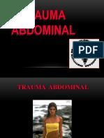 Trauma Abdominal k