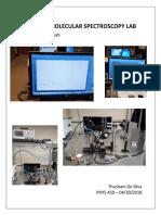 PHYS-450-Atomic and Molecular Spectroscopy Lab- Thushani de Silva