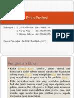 Etika Profesi Insinyur Shinf