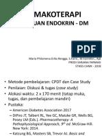 Farmakoterapi - Dm