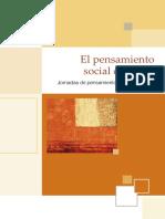 El Pensamiento Social Cristiano. Jornadas de Pensamiento Político Peruano (IDEA Internacional 2009)