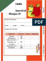 1er Grado - Bloque 4.doc