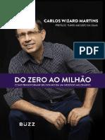 Do Zero Ao Milhao - Carlos Wizard Martins