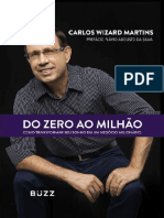 Do Zero Ao Milhao - Carlos Wizard Martins