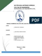Informe- Modelamiento Del Rio Viru