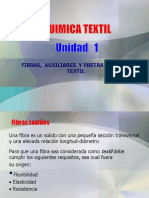 Fibras Textiles Estructura Caracteristicas