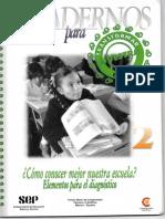 ¿Como conocer nuestra escuela_Elementos para el diagnostico.pdf