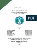 Laporan Penyuluhan Pemilahan Sampah  di SDN Mamajang II Kota Makassar