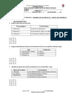 Evaluacion Ee.ss Segundo Quimestre 21 de Abril Octavo