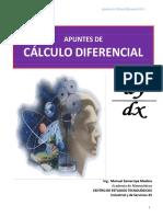APUNTES DE CÁLCULO DIFERENCIAL 2011.docx
