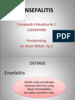 PPT-ENSEFALITIS