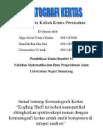 PPT Kromatografi Bagian Pendauluan