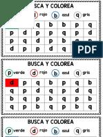 Dislexia Busca y Colorea