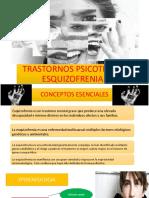 1.- TRASTORNOS PSICOTICOS