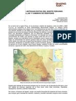 Aypate y Las Antiguas Rutas Del Norte Peruano