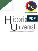 │EC│ TRILCE - HISTORIA UNIVERSAL