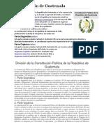 Constitución de Guatemala